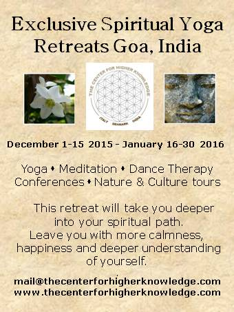 Exclusive Spiritual Yoga Retreats